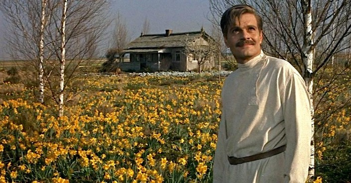 doctor zhivago varykino in spring