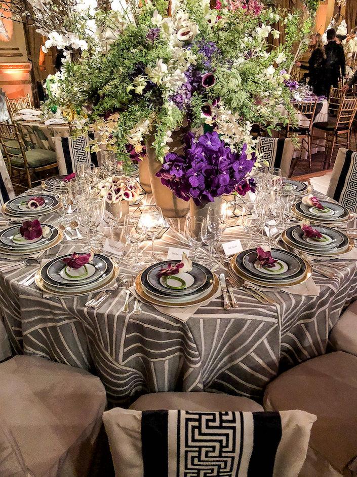 Brynn Olson 2018 NYBG Orchid Dinner