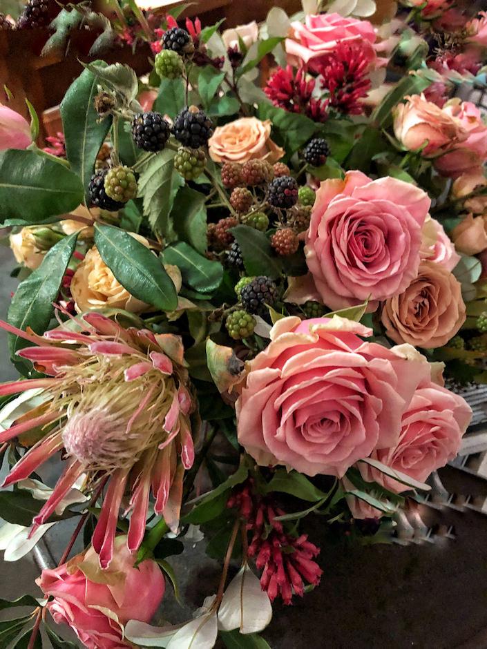 Eneby Hone floral arrangement