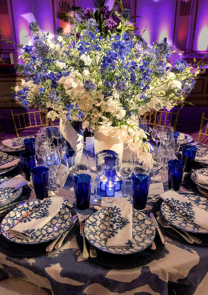 Ford Huniford 2018 NYBG Orchid Dinner