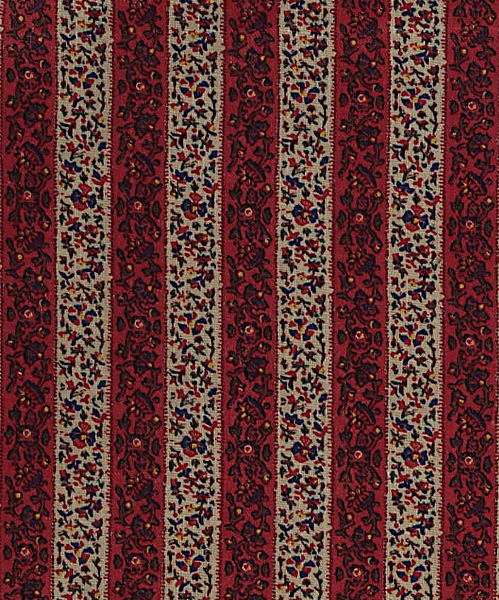 Soane Britain Qajar-Stripe-Fabric