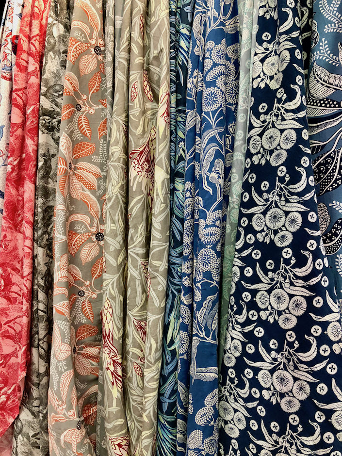 Utopia fabrics at NY Now 2018