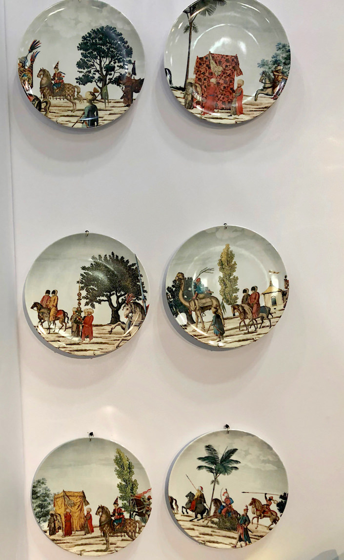 les Ottomans Corteo series at NY Now 2018