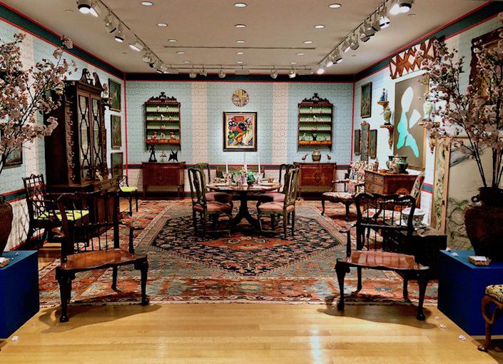 Frank de Biasi for Christie's Rockefeller Collection auction 1