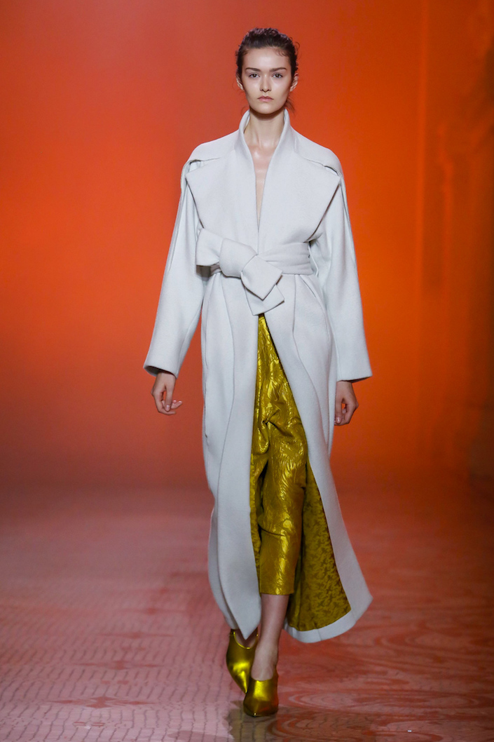 Poiret Ready To Wear Collection Fall Winter 2018 in Paris