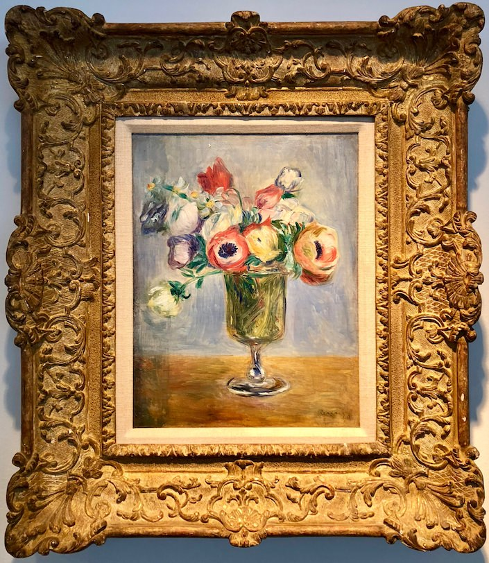 Peggy and David Rockefeller Collection Renoir in Christie's auction