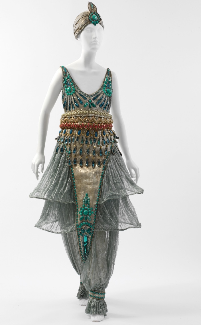 Poiret at the Metropolitan Museum