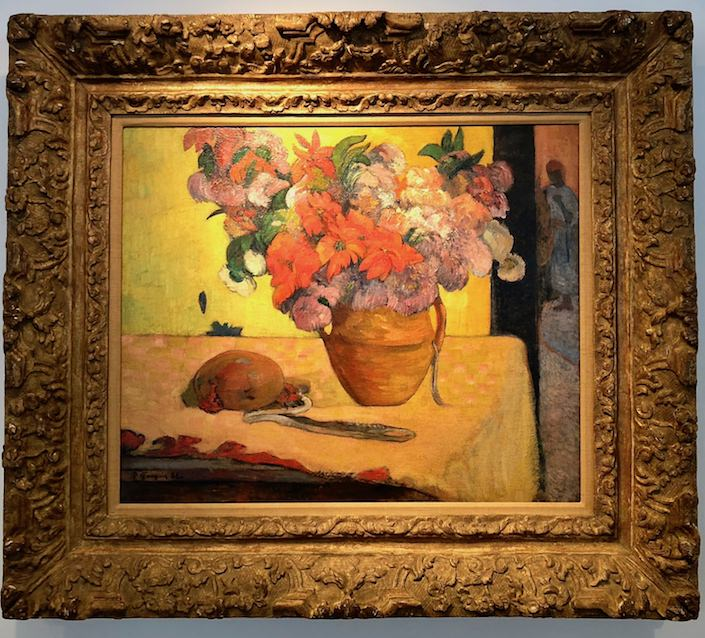 Rockefeller Collection Gaugin painting featured in Christie's auctionRockefeller Collection Gaugin painting featured in Christie's auction