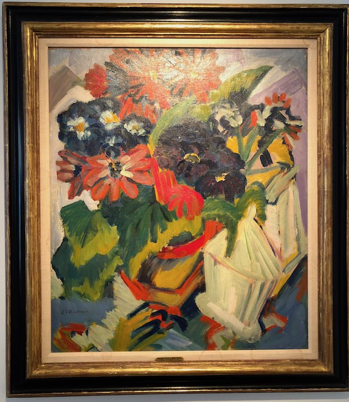 Rockefeller Collection Kirchner featured in Christie's auction