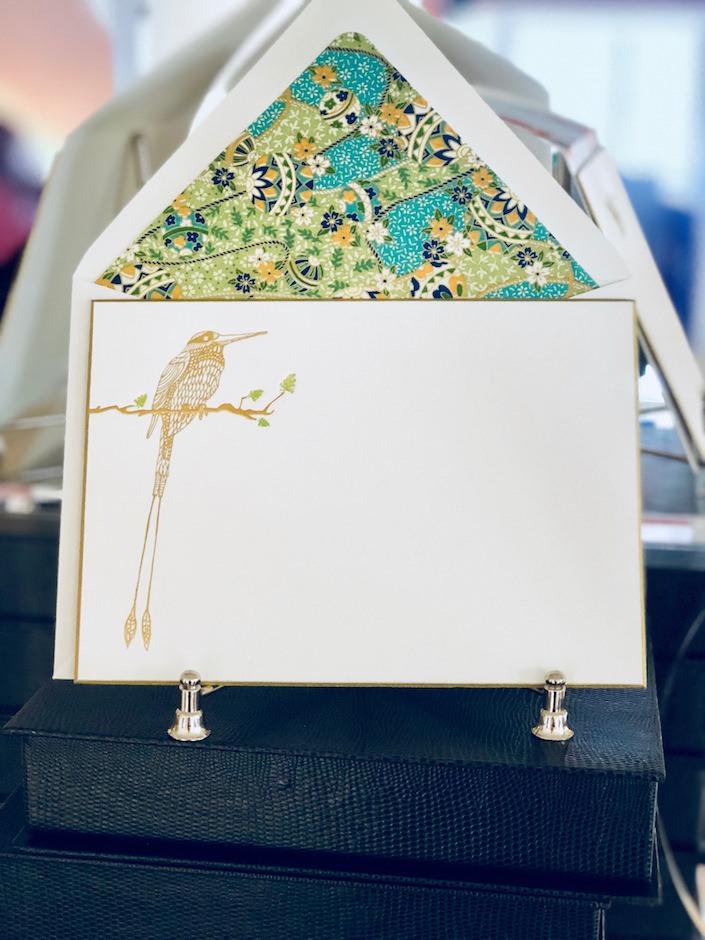 bell'INVITO stationery at Bespoke Designs