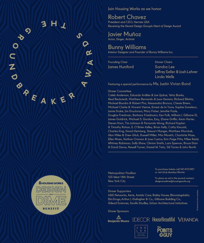 Groundbreaker Awards 2018 Design on a Dime