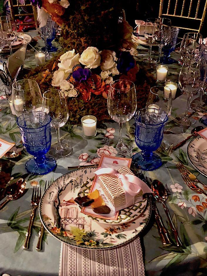 Kristen McCory Lenox Hill gala 2018
