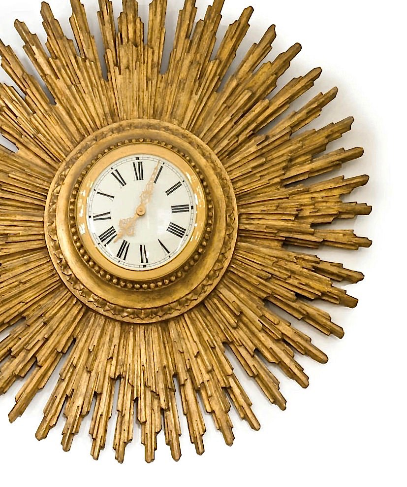 Louis XVI style clock in Ritz auction-1