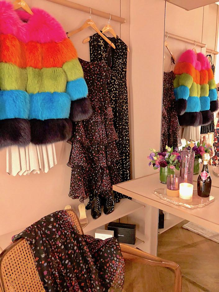 Marcia Tucker Kips Bay Dressing Room