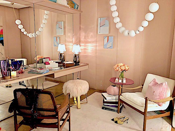 Marcia Tucker Kips Bay Show House Dressing Room