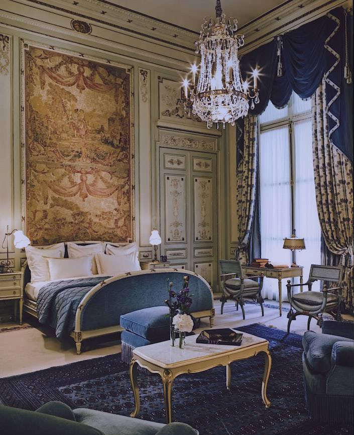 Windsor Suite at The Ritz Paris