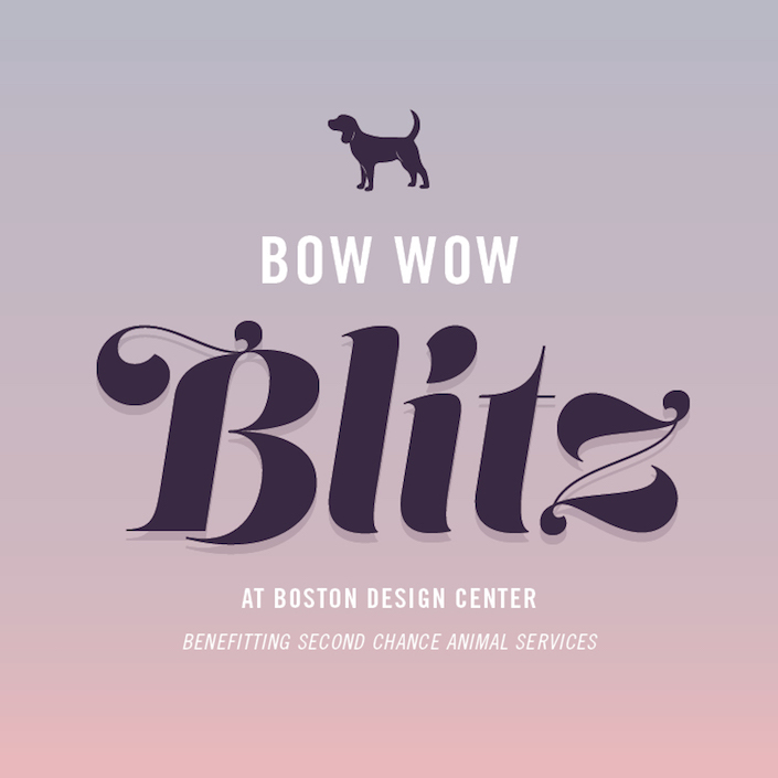 Bow Wow Blitz at Boston Design Center