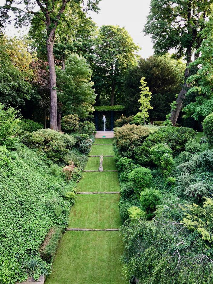 Cercle de l'Union Interalliee gardens