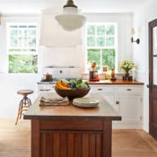 Andrew Fry and Michael DePerno kitchen, photo by Laura Resen for Veranda