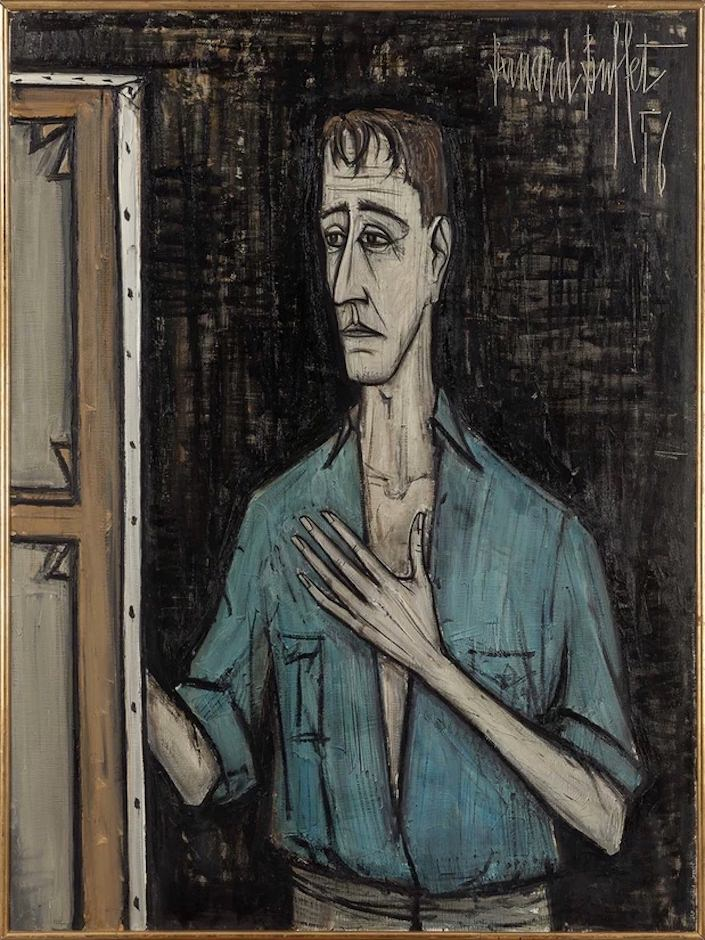 Bernard Buffet at Sotheby's Pierre Berge Sale