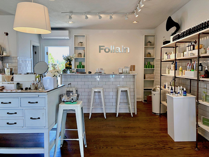 Follain Nantucket store