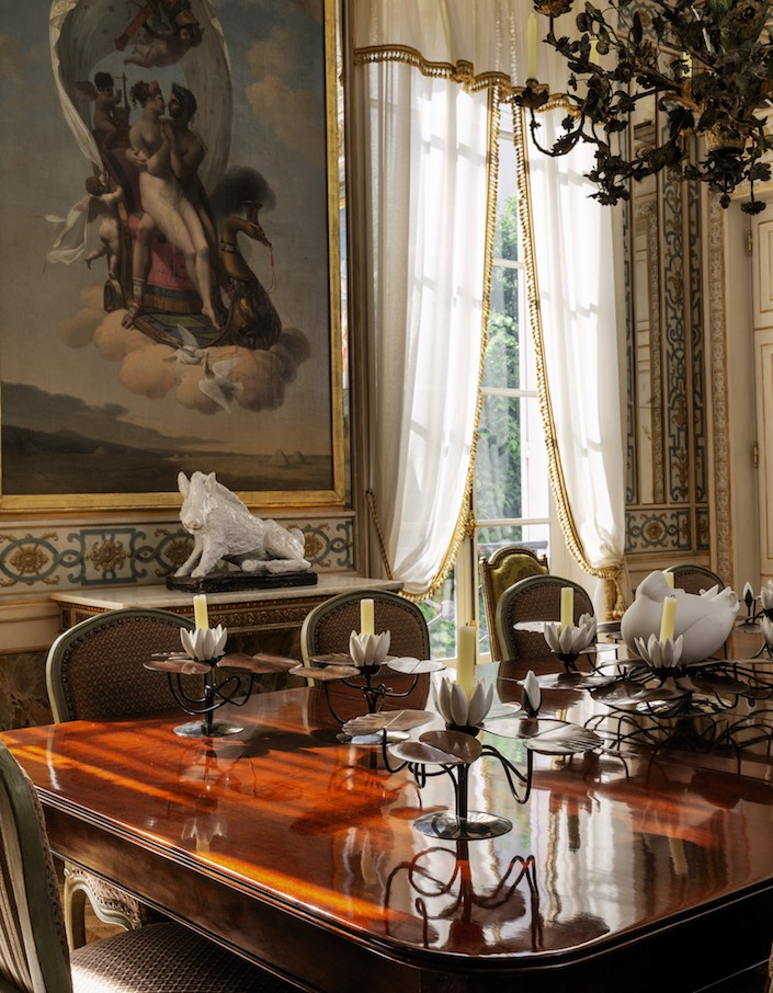 Pierre Berge Bonaparte_Dining_Room