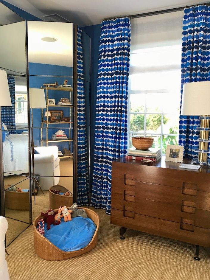 Gary McBournie master bedroom