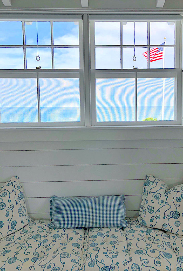 Nantucket guest house views