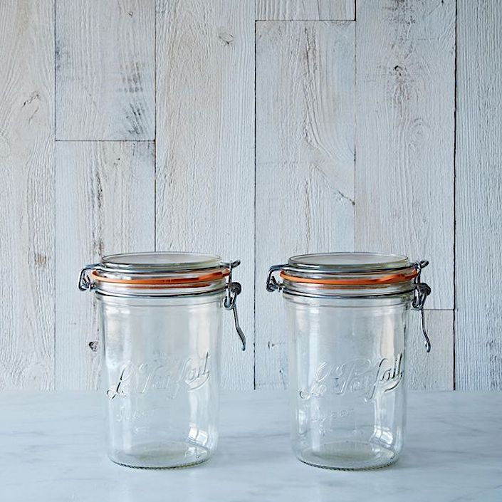le parfait jars from Food52