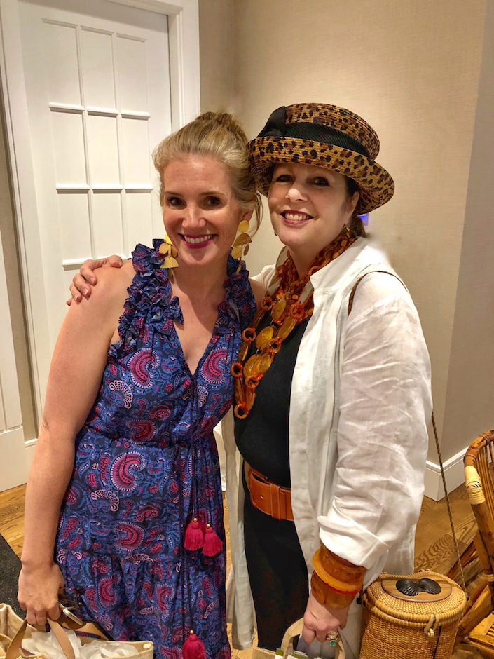 Sophie Donelson and Kathleen Hay