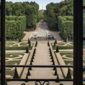 Chateau de Villette garden