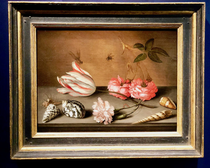 Balthasar Van der Ast from Richard Green Gallery at TEFAf New York Fall 2018