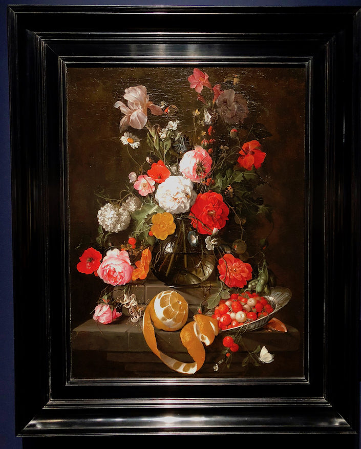 Cornelis de Heem from Richard Green Gallery at TEFAf New York Fall 2018