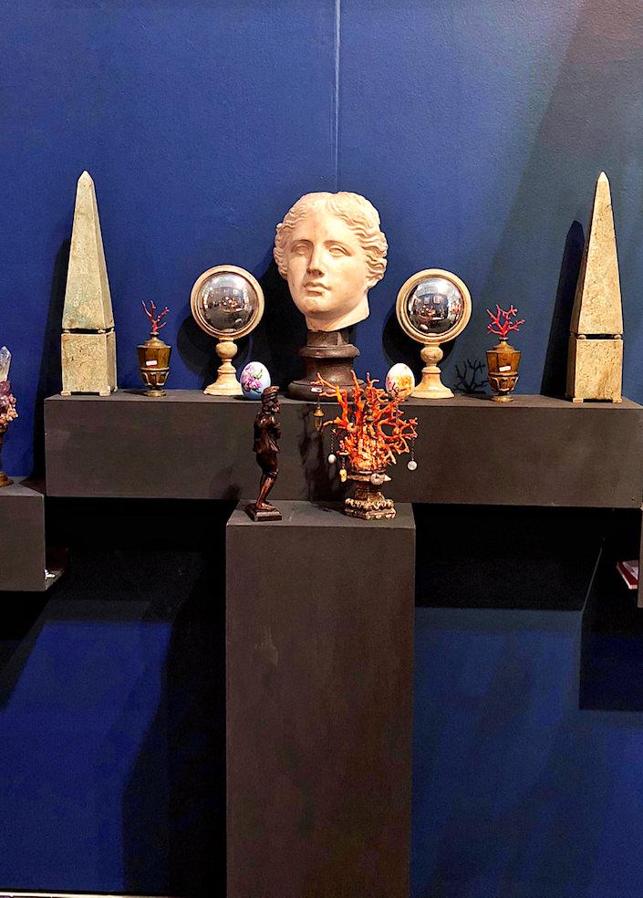 Il Segno del Tempo at the San Francisco Fall Art and Antiques Show
