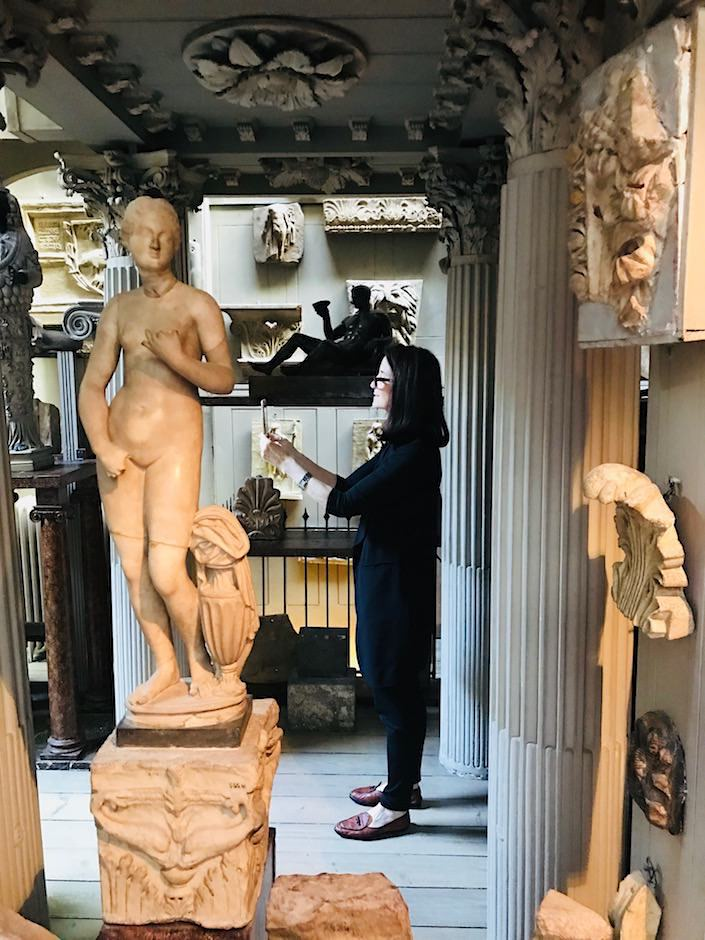 Quintessence at Sir John Soane museum