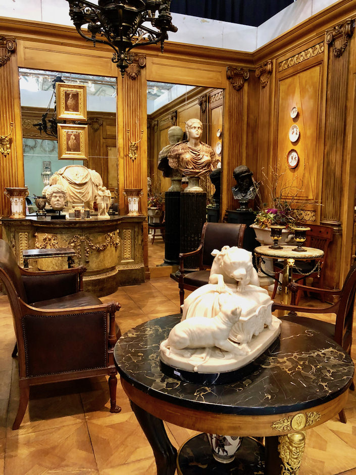 Steinitz Gallery at the San Francisco Fall Art and Antiques Show
