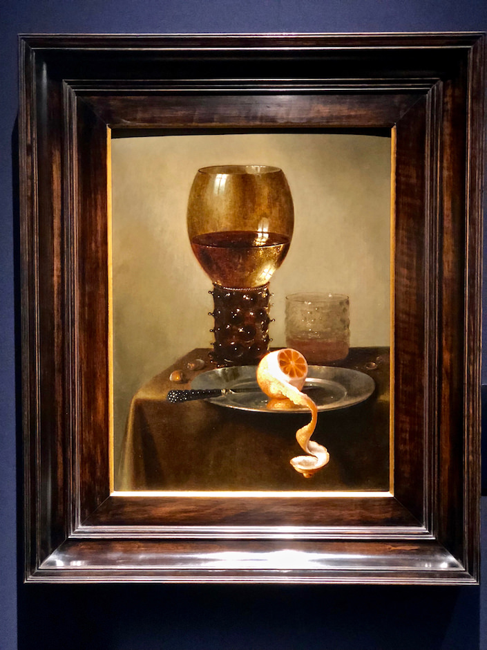 Willem Claesz Heda from Richard Green Gallery at TEFAf New York Fall 2018