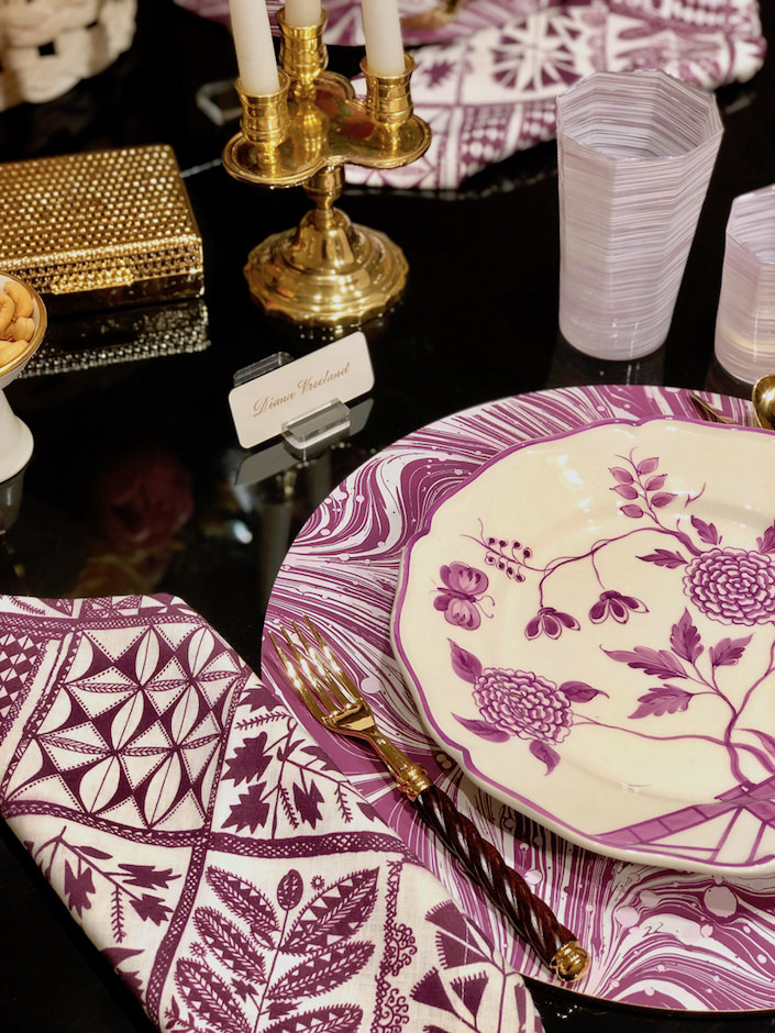 Alex Papachristidis tabletop collection for Moda Operandi