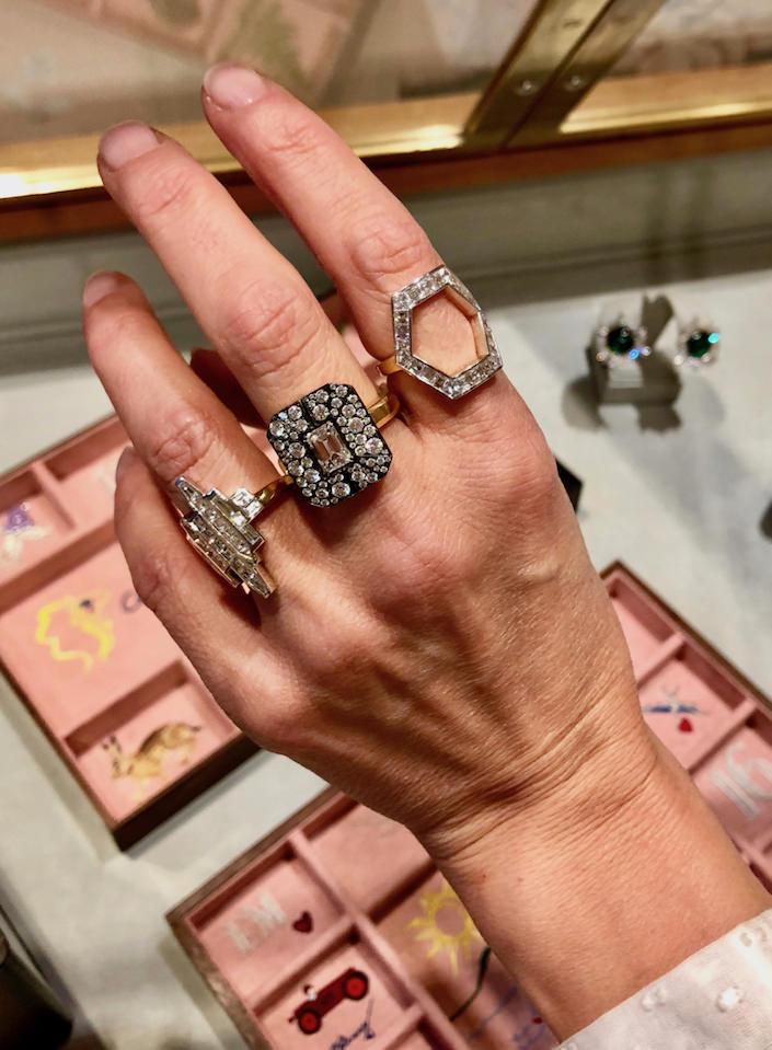 Jessica McCormack diamonds at Moda Operandi