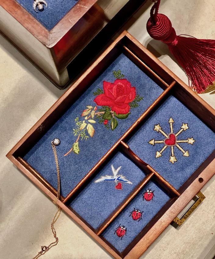 Jessica McCormack jewelry box