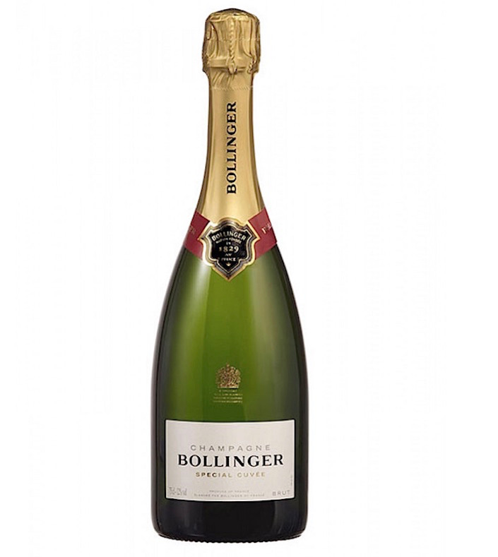 Bollinger Brut Special Cuvee via the Quintessential Guide to Champagne 2018