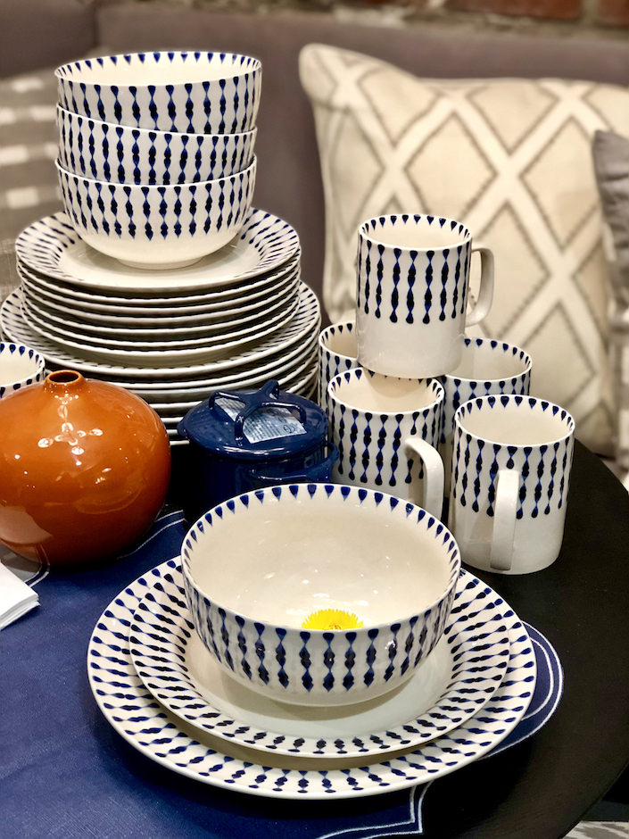 One Kings Lane Soho dinnerware