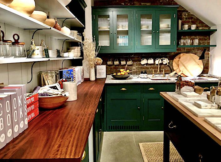 Plain English kitchen at One Kings Lane