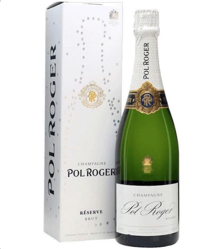 Pol Roger via Quintessential Guide to Champagne