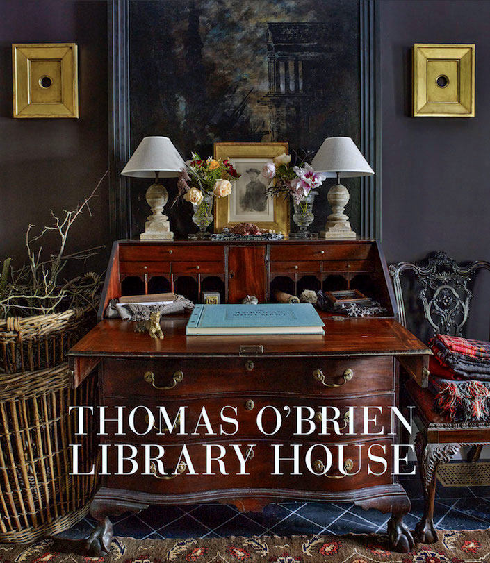 Thomas O'Brien Library Book