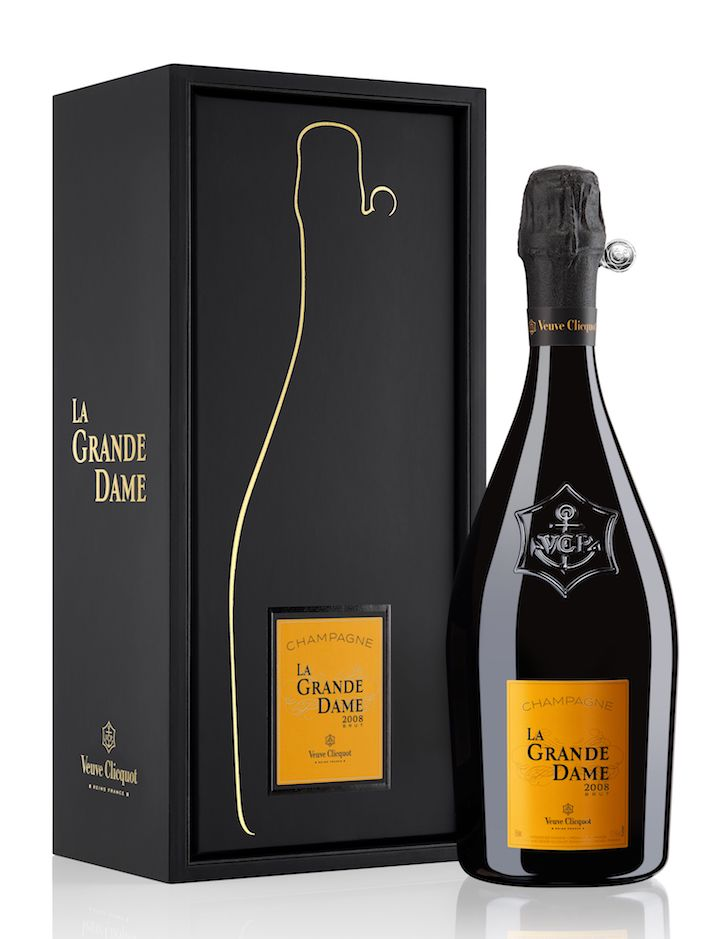 Veuve Clicquot 2008 Grand Dame