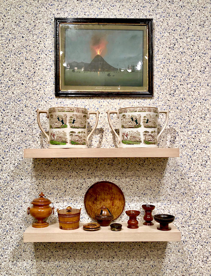 Cove Landing vignette at The Winter Show 2019