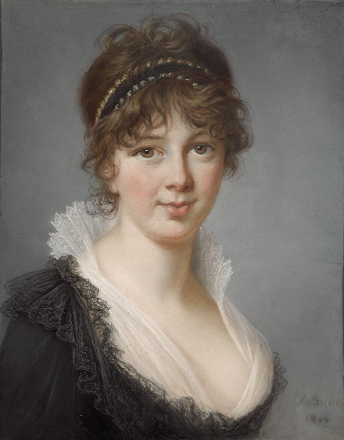 ELISABETH-LOUISE VIGEE LE BRUN, PORTRAIT OF MRS SPENCER PERCEVAL at Sotheby's