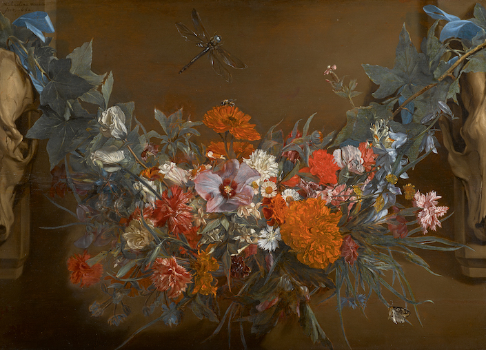 Michaelina Wautier still life at Sotheby's