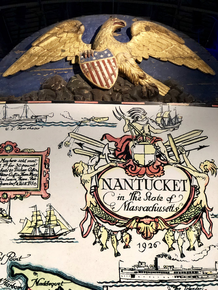 Nantucket Historical Association at the 2019 Winter Show